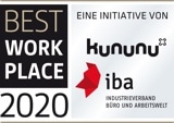 Best work place 2020