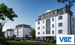 Neue Eigentumswohnungen im 2. Bauabschnitt: Quartier am Westpark
