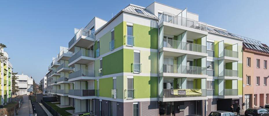 Langobardissimo - Neubau von 43 Eigentumswohnungen