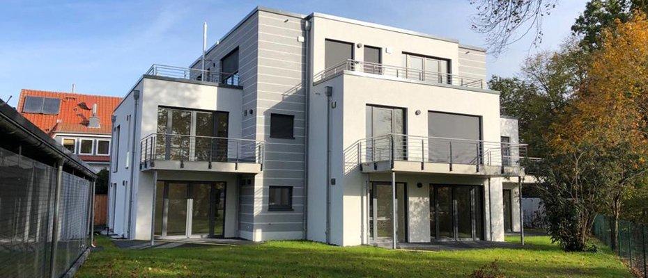 Neu und kurzfristig bezugsfertig: Wietze.Leben - Neubau von 8 Eigentumswohnungen