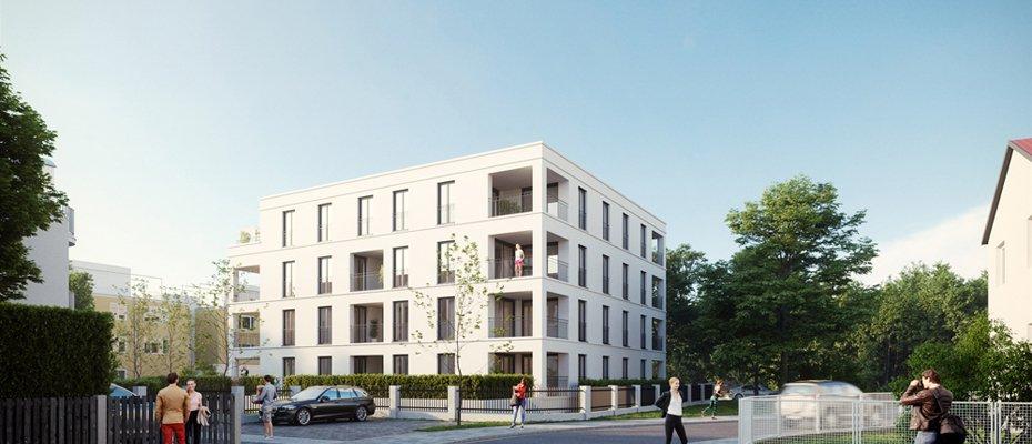 Neu: Palais Liebl – stilvoll Wohnen am Oberen Wöhrd - Neubau von 18 Eigentumswohnungen