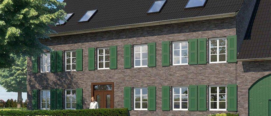 Neubauprojekt in Grefrath: Bejähringerhof - Sanierung von 18 Eigentumswohnungen