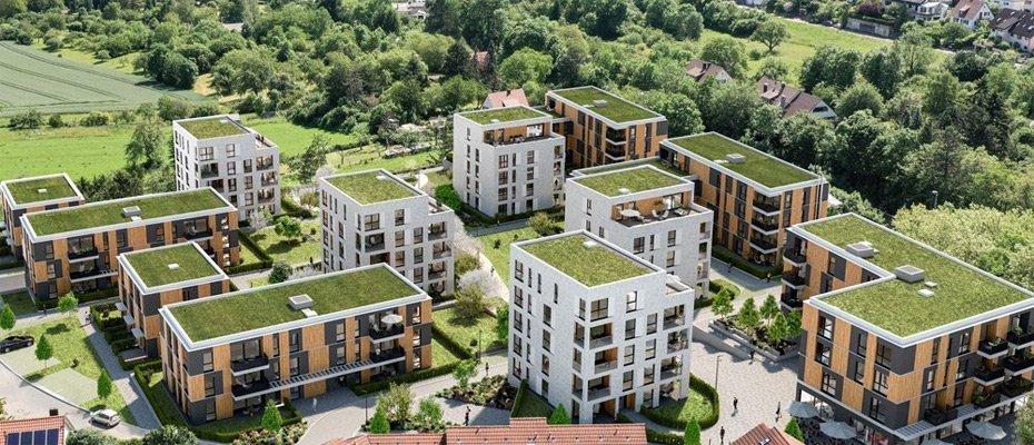 Vertriebsstart: PANDION LEON - Neubau von 112 Eigentumswohnungen