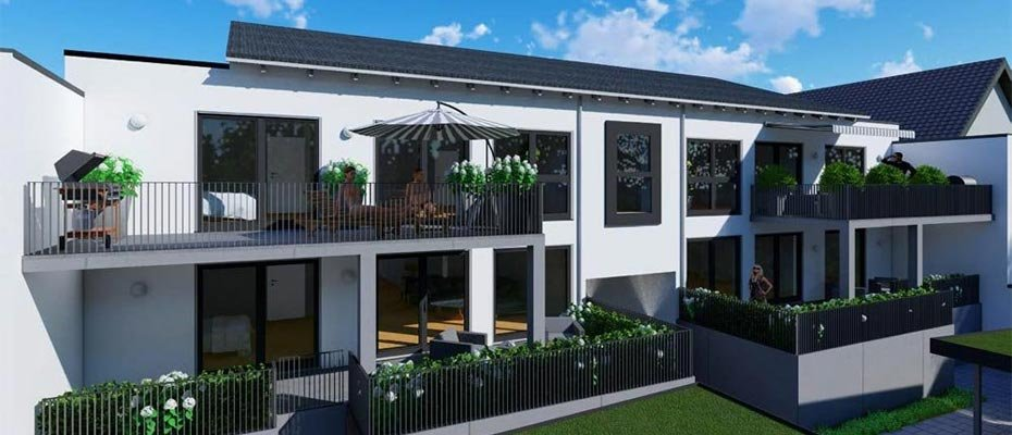 Neu: Hinkelgasse 19–21 - Neubau von 4 Eigentumswohnungen