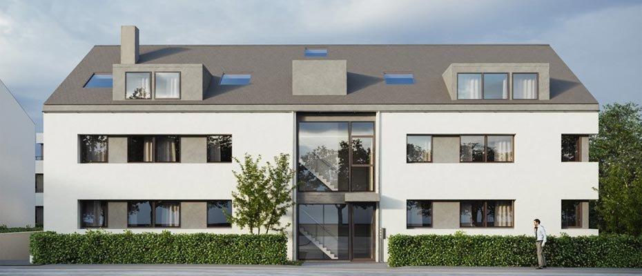 Neubau: Q23 Sachsenheim - Neubau von 23 Eigentumswohnungen