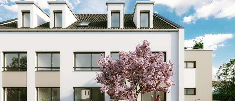 Neubau in Ingolstadt: Stollstraße 14 - Neubau von 16 Eigentumswohnungen