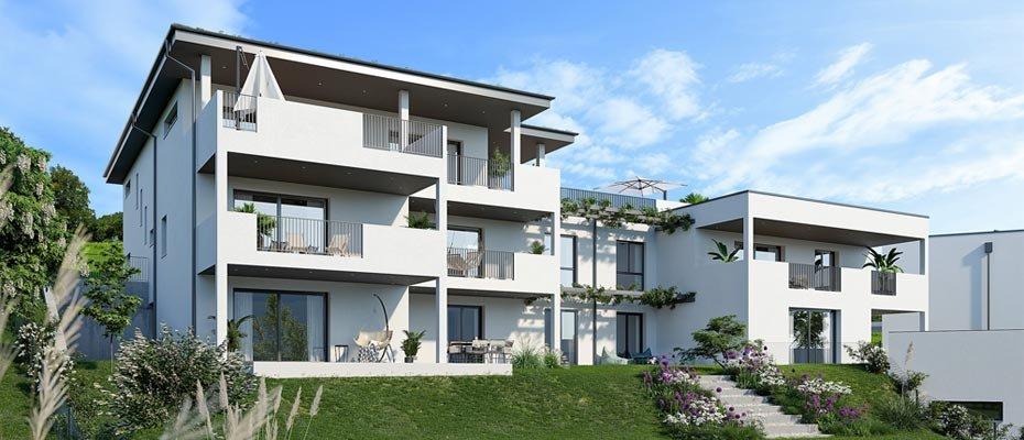 SILENT LIVING Graz - Neubau von 11 Eigentumswohnungen