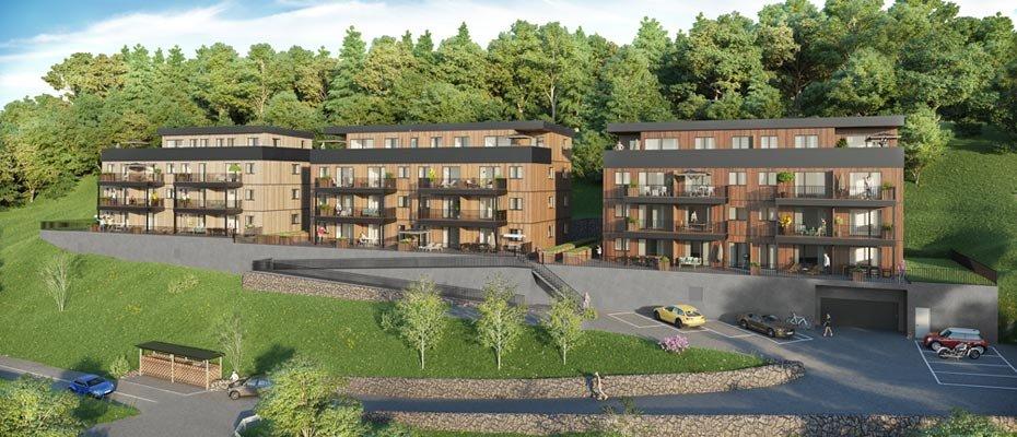 Neubauprojekt: NEW LIVING LIEZEN - Neubau von 41 Eigentumswohnungen