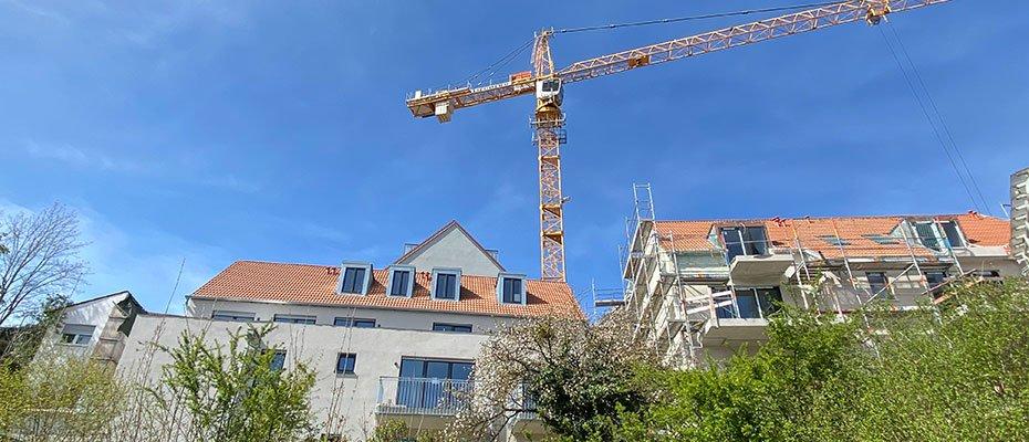 Terrassengärten am Steinweg: Wohntraum im Herzen von Dingolfing - Neubau von 27 Eigentumswohnungen und 1 Stadthaus