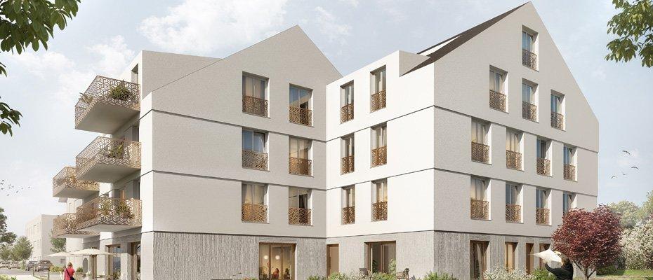 Neubauprojekt: Weitblick Bannewitz - Neubau von 17 Eigentumswohnungen