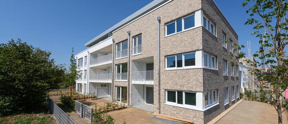 HOF Höhenhaus - Neubau von 8 Eigentumswohnungen