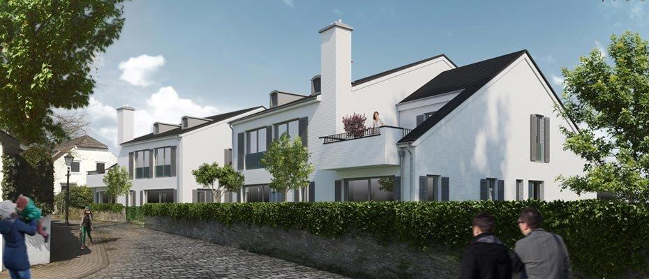 Idyllisches Zuhause: Otto-Pankok-Straße 39-43 in Mülheim an der Ruhr - Neubau von Eigentumswohnungen