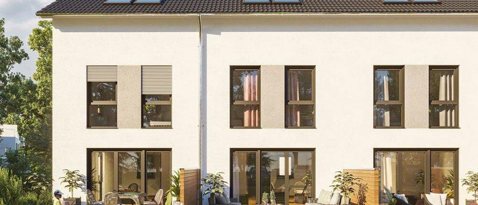 Neubauprojekt: Leipzig-Engelsdorf – Engels Garten - Neubau von 22 Reihenhäusern