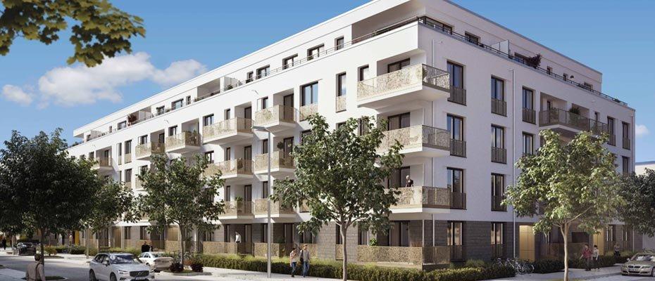 Neubauprojekt: RIA² Oberkassel - Neubau von 57 Eigentumswohnungen