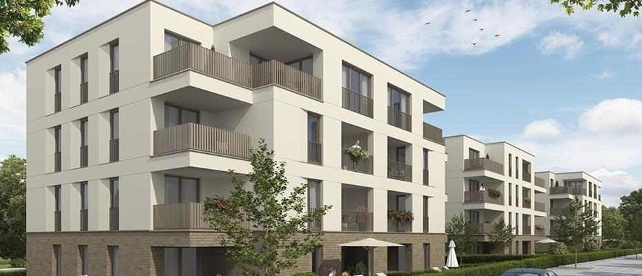 H1 - Hermelinweg - Neubau von 40 Eigentumswohnungen