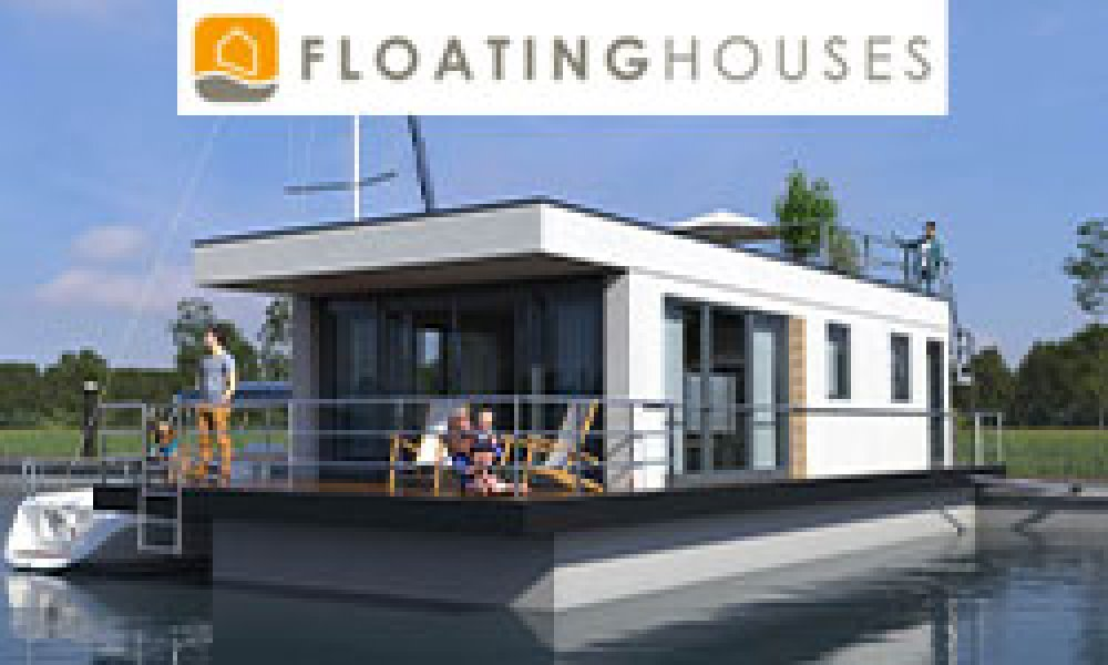 Floating Houses Spreewald
